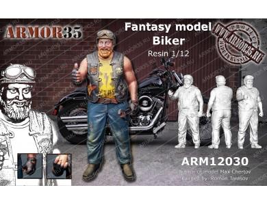 ARM12030 Biker