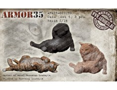 ARM16-010(3D) Cats (Set 6)