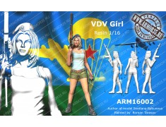 ARM16002 VDV Girl
