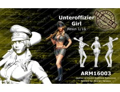 ARM16003 Unteroffizier Girl
