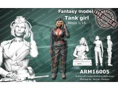 ARM16005 German Tank Girl