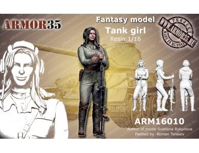 ARM16010 Tank girl