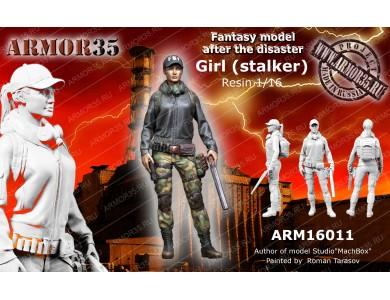 ARM16011 Girl (stalker)