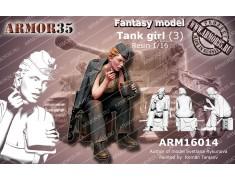 ARM16014 German Tank Girl (3)