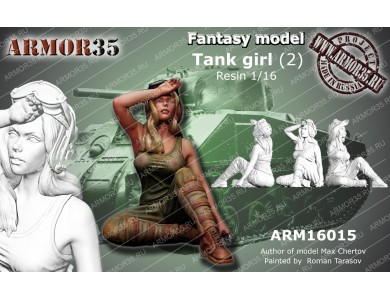 ARM16015 American Tank Girl (2)