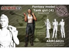 ARM16021 German Tank Girl (4)