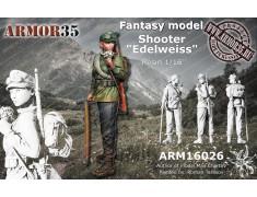 "ARM16026 Shooter ""Edelweiss"""