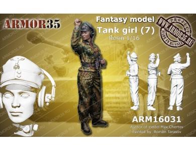 ARM16031 German Tank Girl (7)