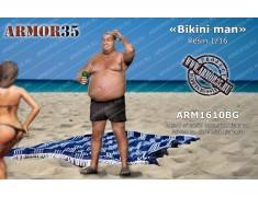 """ARM1610BG """"Bikini man"""""""