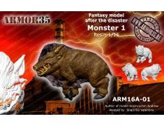 ARM16A-01 Monsters 1