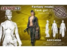ARM24006 German Tank Girl (2)