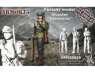 "ARM24026 Shooter ""Edelweiss"""