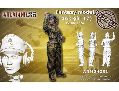 ARM24031 German Tank Girl (7)