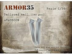ARM35009 Railroad nail (160 pcs)
