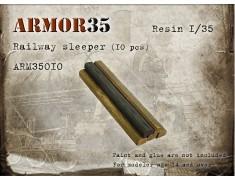 ARM35010 Railway sleeper (10 pcs)