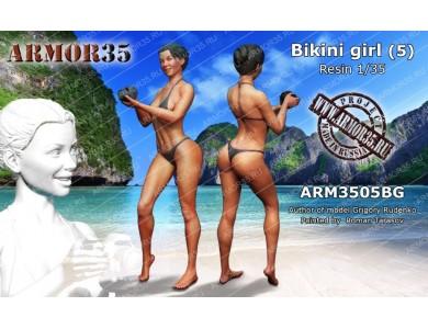 ARM3501BG Bikiny girl (1)
