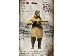 ARM35102 Soviet soldier of WWII