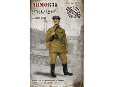 ARM35108 Soviet soldier of NKVD, WWII
