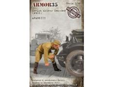 ARM35111 Soviet driver (1941-1943) WWII