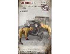 ARM35113 Soviet drivers (1941-1943) WWII