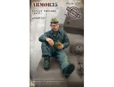 ARM35121 Soviet tankman, WWII
