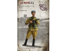 ARM35133 Soviet soldier of WWII