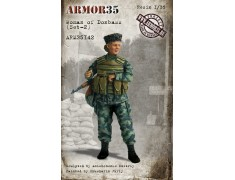 ARM35142 Woman of Donbass (Set-2)