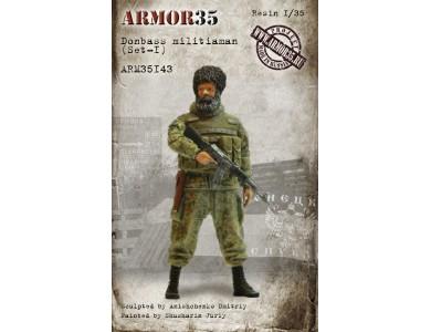 ARM35143 Donbass militiaman (Set-1)