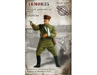 ARM35146 Soviet general, WWII