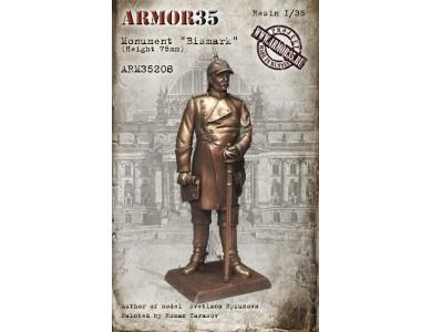 "ARM35208 Monument ""Bismark"""