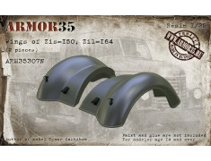 ARM35307N Wings of ZiS-150, ZiL-164 (2 pieces)