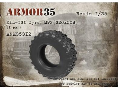 ARM35312 ZiL-131 Tyre , М93(320х508), (1 pc.)