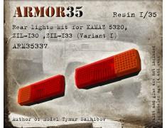 ARM35337 Rear lights kit for KAMAZ-5320, ZIL-130,ZIL-133 (Variant1)