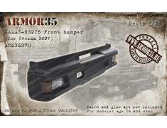 ARM35370 KAMAZ-53215 Front bumper (for Zvezda 3697)