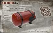 ARM35377 Zil/ Gaz, Gas  cylinder equipment