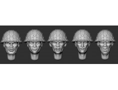 ARM356088 Kwantung army soldiers(set 3)