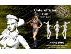 ARM35903 Unteroffizier Girl