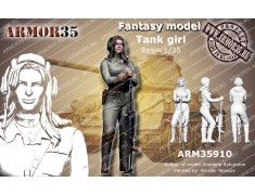 ARM35910 Tank girl