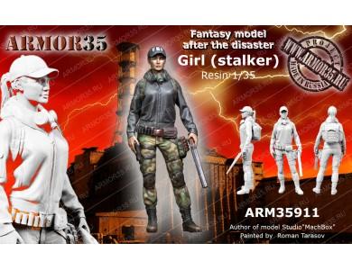 ARM35911 Girl (stalker)