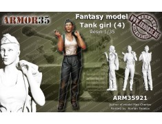 ARM35921 German Tank Girl (4)