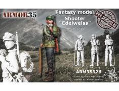 "ARM35926 Shooter ""Edelweiss"""